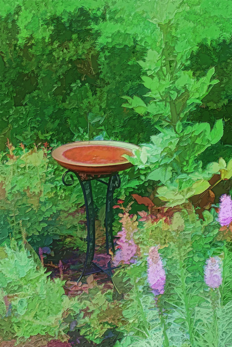 Garden Birbath SAO-1192_Birdbath_1