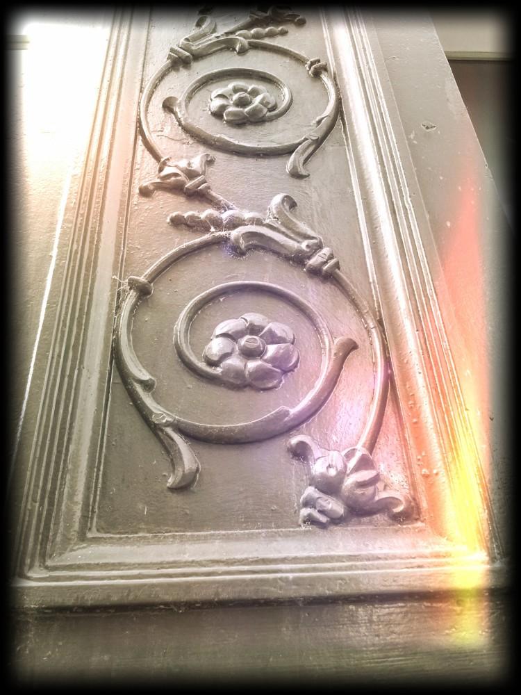 Deco Building Detail