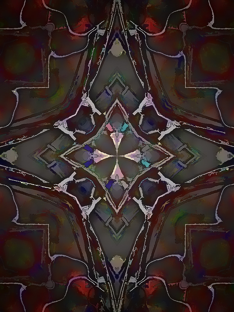 RedStained Glass