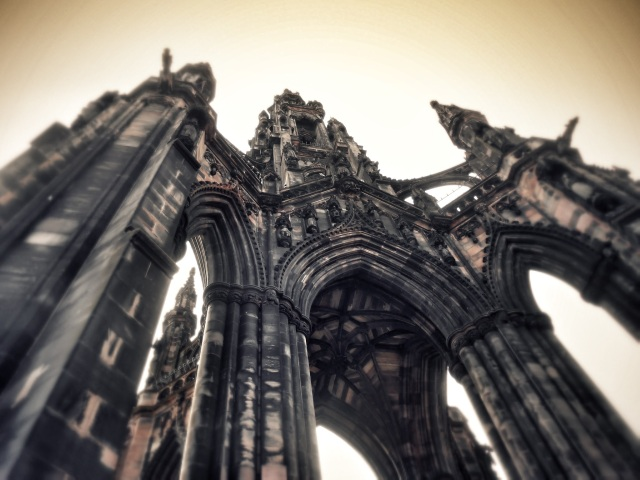 Edinburgh Scott Monument