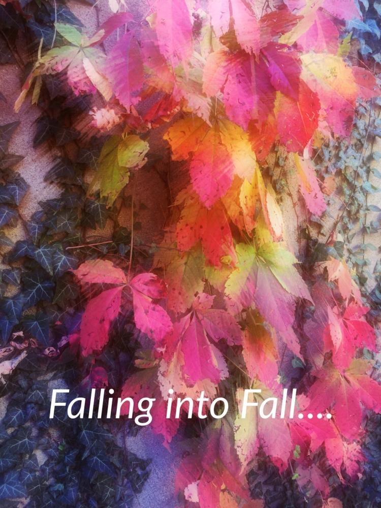 Falling into FallI