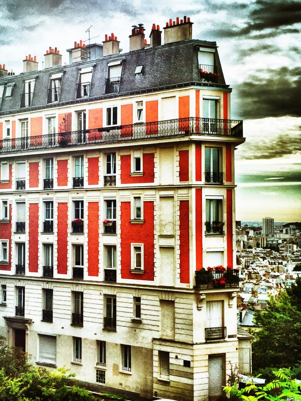 Montmartre Address